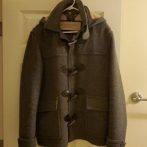 Burberry Grey Coat